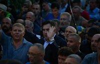 Бывшего зама Луценко подозревают в переправке Саакашвили через границу