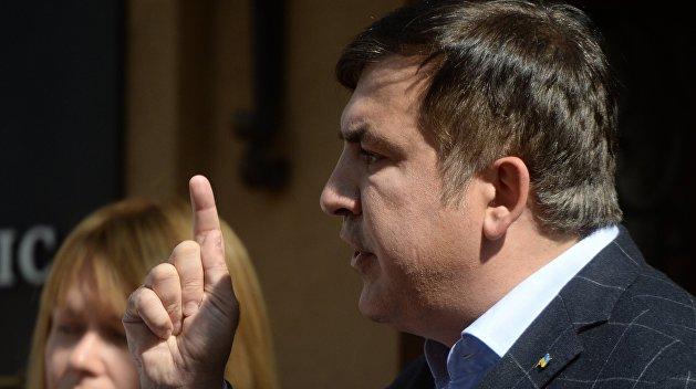 Rzeczpospolita: Саакашвили перевел спор Украины и Польши в открытую фазу