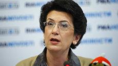 Нино Бурджанадзе дала год парламенту Грузии в случае победы правящей партии