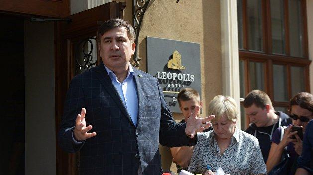 Хулиган: Саакашвили  «шьют» новое дело