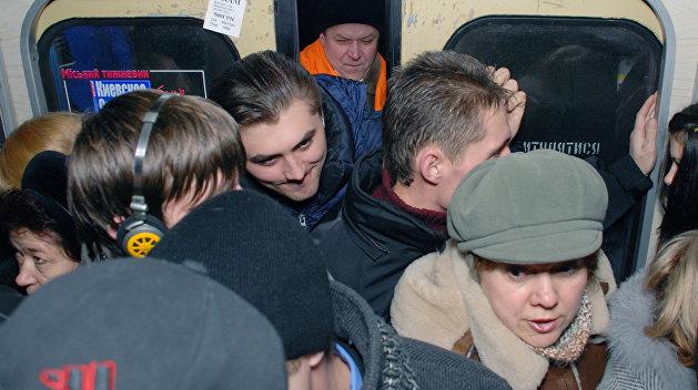 В Киеве резко подорожал проезд в общественном транспорте