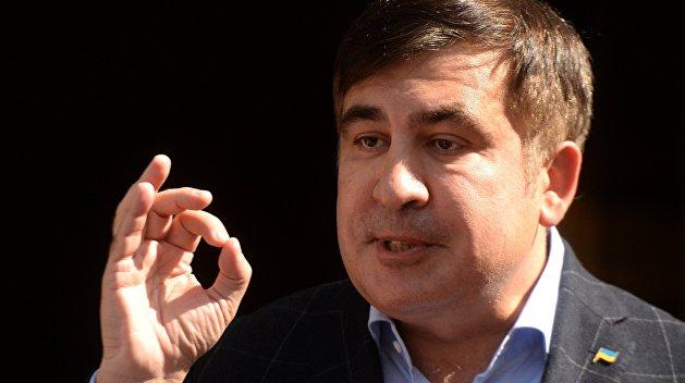 Бегущий по волнам: Саакашвили выложил промо к фильму об Украине