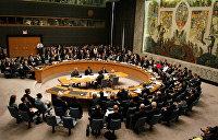Заседание Совбеза ООН: Конфликт в Донбассе далек от завершения, войска РФ не обнаружены