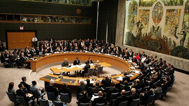 Россия созвала внеочередную встречу в Совбезе ООН по Азовскому морю