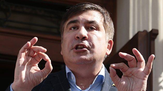 Саакашвили объявил дату приезда в Киев