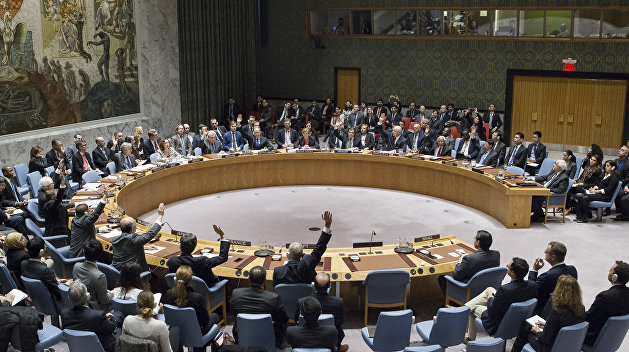 США и Украина отвергли проект России о миротворцах ООН в Донбассе