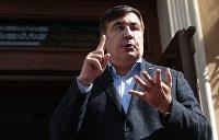 Штаб Саакашвили разрабатывает план по захвату Верховной Рады