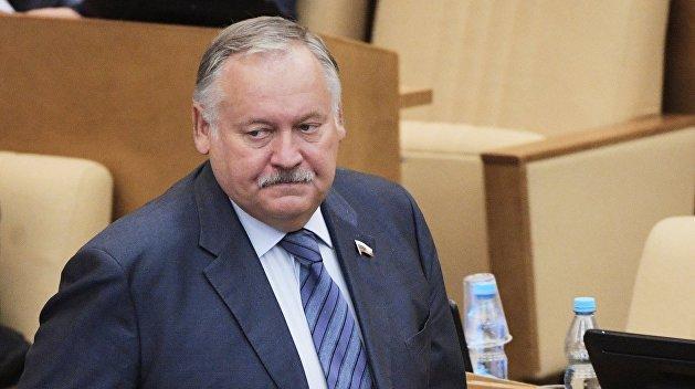 Затулин: Киев сам отказался от Крыма и Севастополя