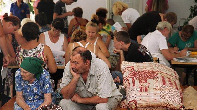 Экс-омбудсмен: Союз переселенцев Донбасса необходим для создания дорожной карты