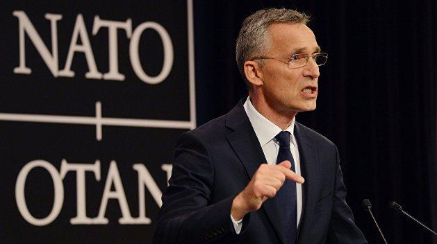 Генсек НАТО считает «разумным» размещение миротворцев по всей территории Донбасса