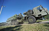 В Крыму заступил на боевое дежурство второй дивизион С-400