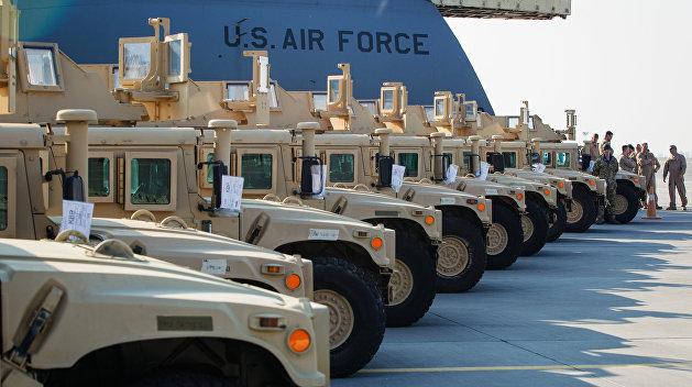 «С новым джипом»: США передадут украинской армии новую партию «Хамви»
