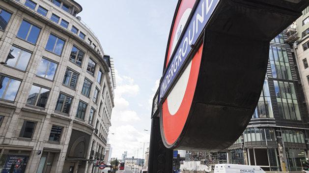 В метро Лондона прогремел взрыв