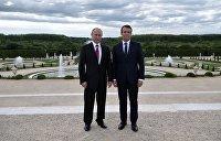 Путин и Макрон обсудили введение миротворцев в Донбасс