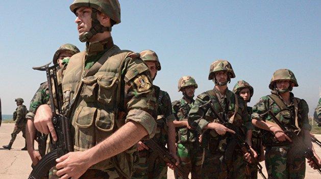 Сирийская армия выбила террористов из их крупнейшей базы