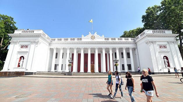 Одесский горсовет выступил против законопроектов Института нацпамяти