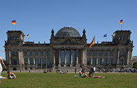 Германия рассмотрит свое участие в «плане Маршалла» для Украины