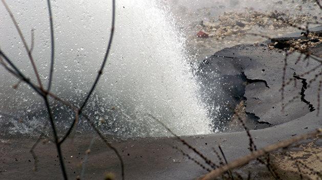 Масштабный прорыв в центре Харькова: 36 многоэтажек остались без воды