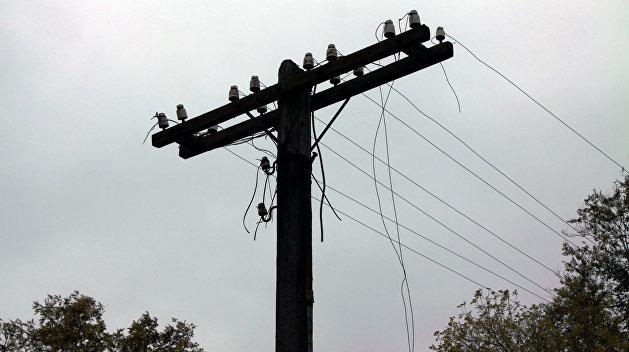 Электросети Волынской области не выдержали дождя: 20 населенных пунктов остались без света