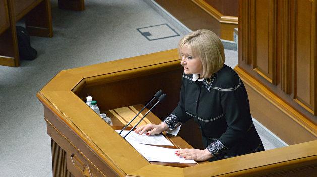 Представитель Порошенко в Раде перечислила требования Киева к миротворцам ООН в Донбассе