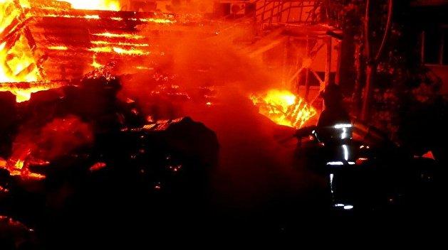 Воспитательницу сгоревшего лагеря в Одессе выпустили на свободу