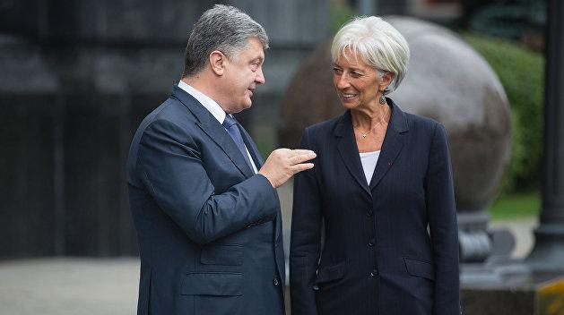 МВФ проконтролирует проведение реформ на Украине
