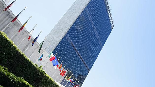 140 стран за реформу ООН, 70 - против