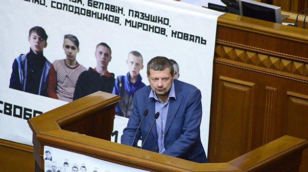 Прорыв Саакашвили, дубль два: Митингующие готовят штурм Верховной Рады