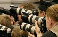 Управление госохраны Украины: Журналиста не били, охранник споткнулся