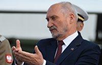 Польский министр обороны: Россия применит ядерное оружие в Белоруссии