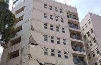 Черный день календаря: землетрясение в Мексике унесло жизни 248 человек