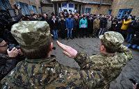 Из ночного клуба - в военкомат: силовики провели облаву в Киеве