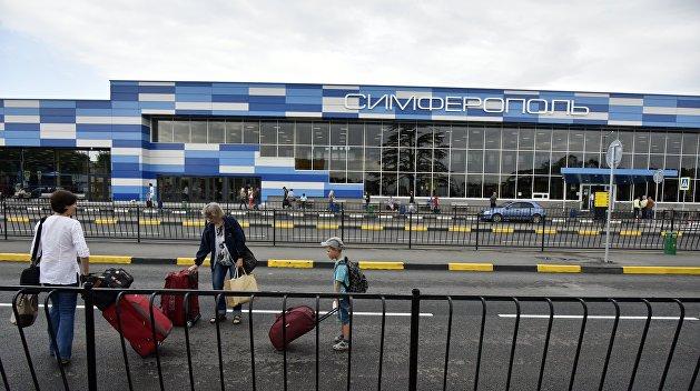 Киев решил получить с российской компании 10 млн гривен за полеты в Крым