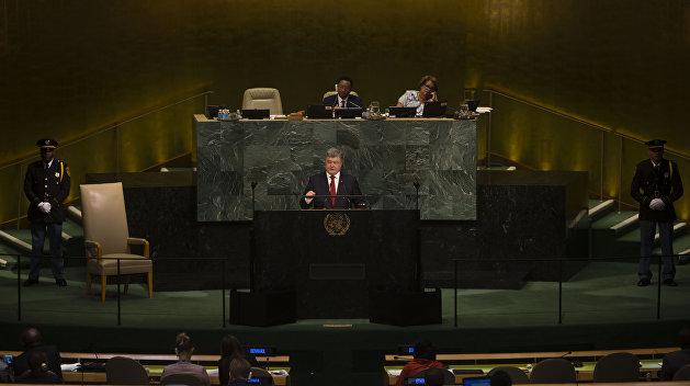 Порошенко призвал европейцев готовить деньги для Украины