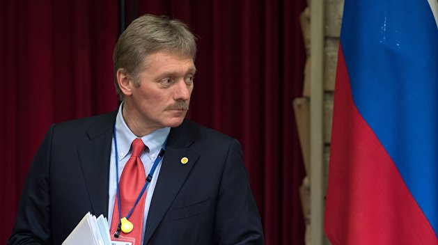 Кремль: Украина заигралась со «страной-агрессором»