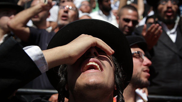 Хасиды через Верховный суд требуют перевезти из Умани в Израиль останки рабби Нахмана