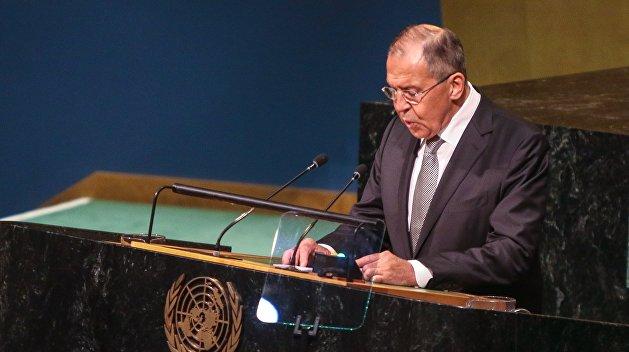 Лавров: Киев изобретает новые уловки, чтобы не соблюдать Минские соглашения