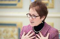 Посол США призвала искоренить коррупцию на Украине