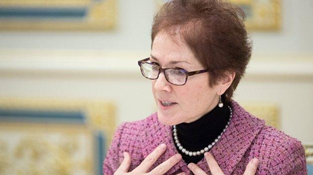 Посол США прокомментировала хищения американских денег на Украине