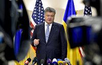 Корнилов рассказал, как Порошенко на американском телеканале выдал тайну о войне в Донбассе