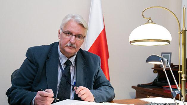 Глава МИД Польши предупредил Евросоюз о надвигающемся хаосе