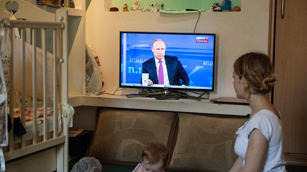 Неуд по пропаганде: почему украинская вышка стала транслировать российские каналы