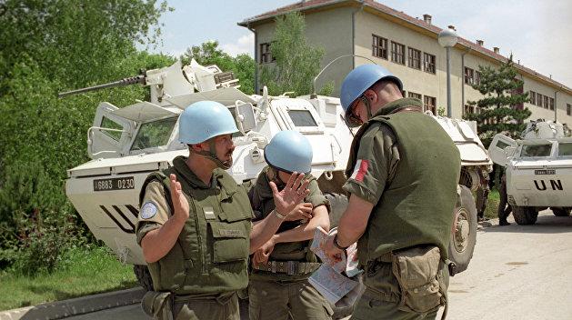«Взгляд»: Кремль сделал верный ход в вопросе миротворцев в Донбассе