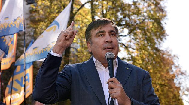 Саакашвили проигнорировал суд