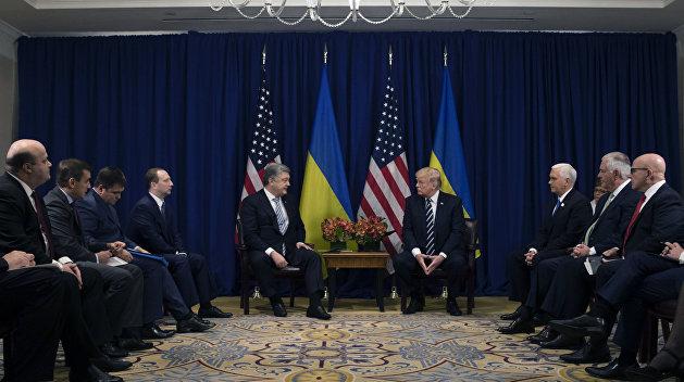 Военная помощь США Украине. Перспективы