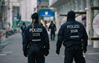 В Германии задержан исламист, напавший с ножом на людей: есть жертва
