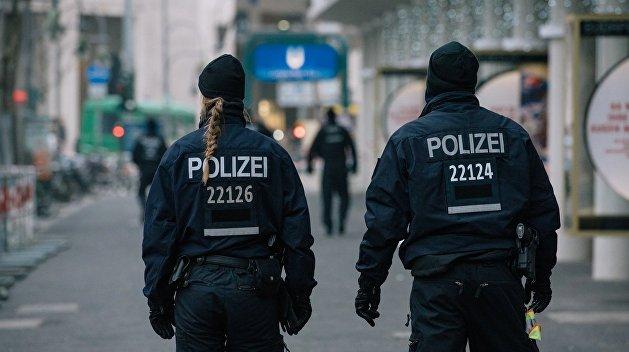Более 70 полицейских ранены в Гамбурге перед саммитом G20