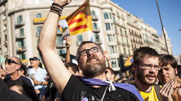 «Взгляд»: Каталония опять выбрала независимость