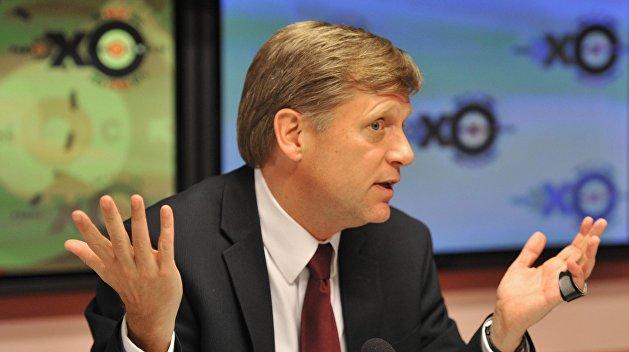 Макфол расписался в незнании украинского