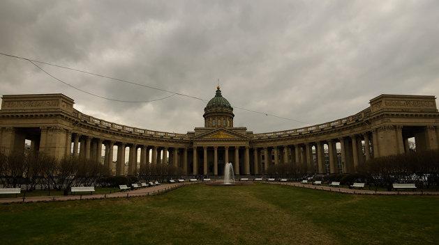 «Питер украинский»: почему в Санкт-Петербурге никто не мешал проведению «желто-голубого» митинга